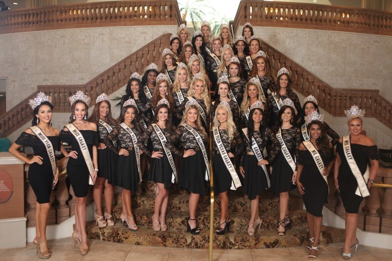 Official Photographs from the 2017 International Galaxy Pageants in Orlando!