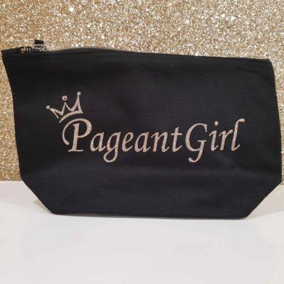 Pageant Girl sash bag roseold