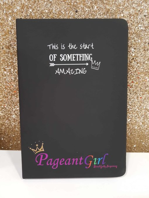 Pageant Girl Notepad