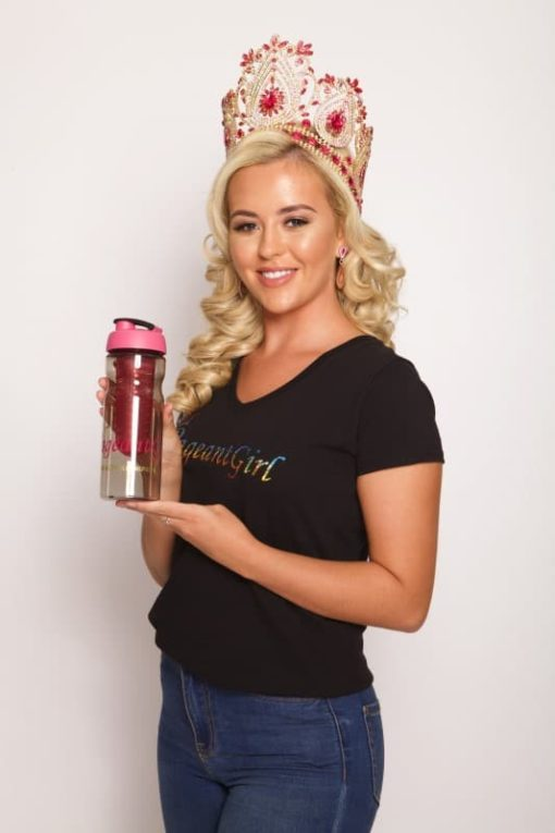 Pageant Girl Water Bottle