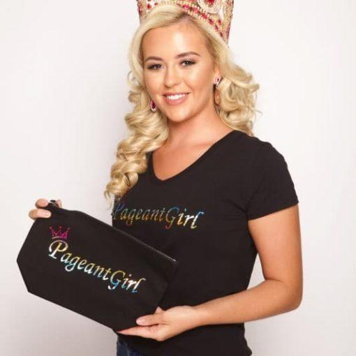 Pageant Girl Make-Up Bag