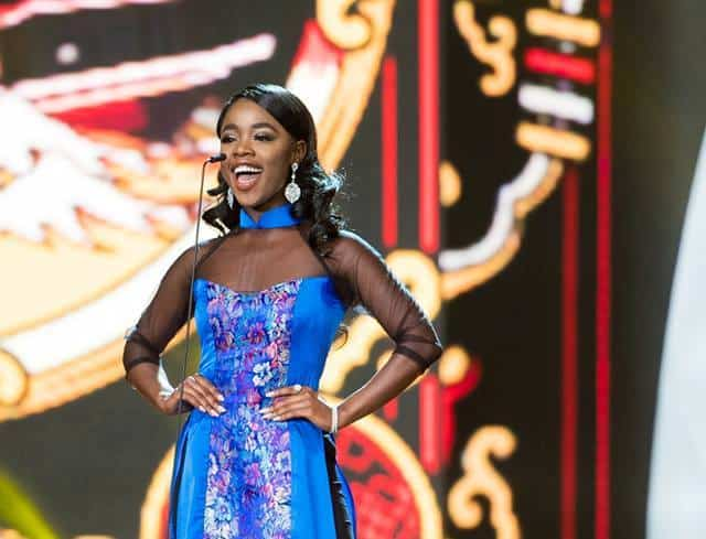Miss Grand England, Noky Simbani's take on the Miss Grand International final in Vietnam!