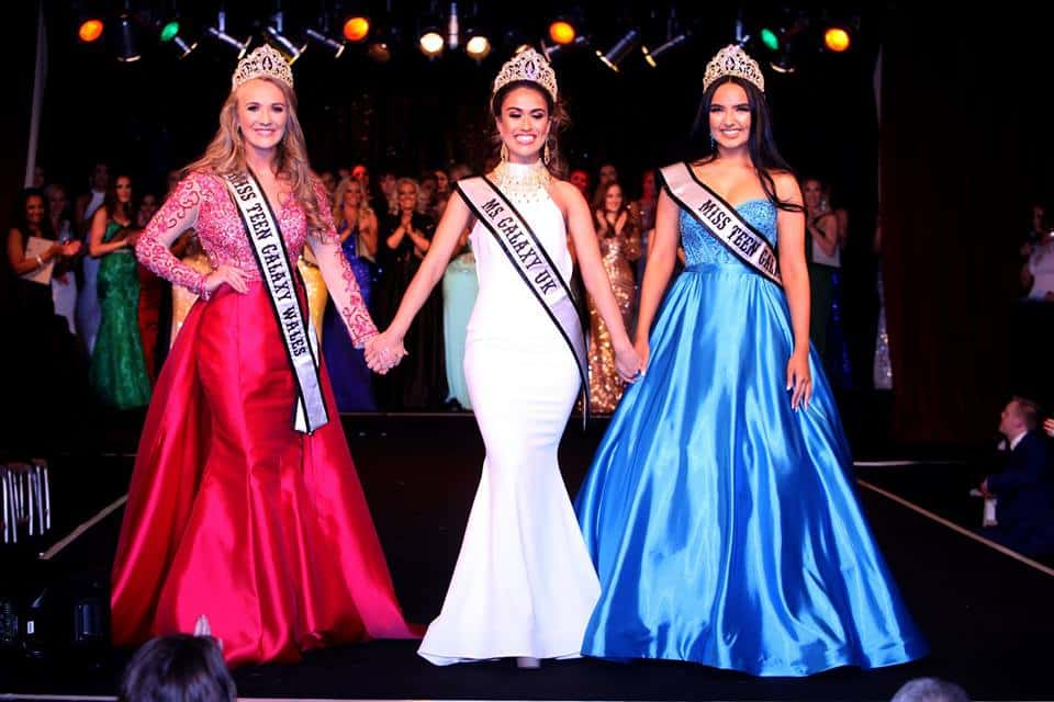 Ms Galaxy UK & Miss Teen Galaxy Scotland & Wales 2018 – The Results!