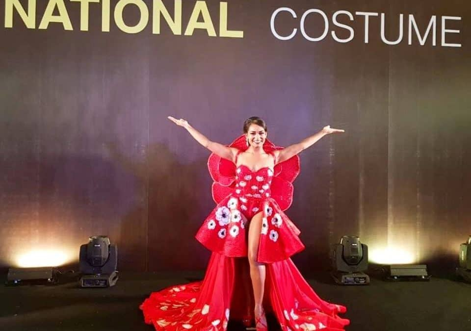 Team Grand UK stole the show at the Miss Grand International national costume competition!