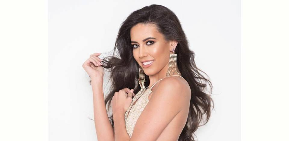 Miss Galaxy, Joanna Johnson, wishes you all the best for 2019!