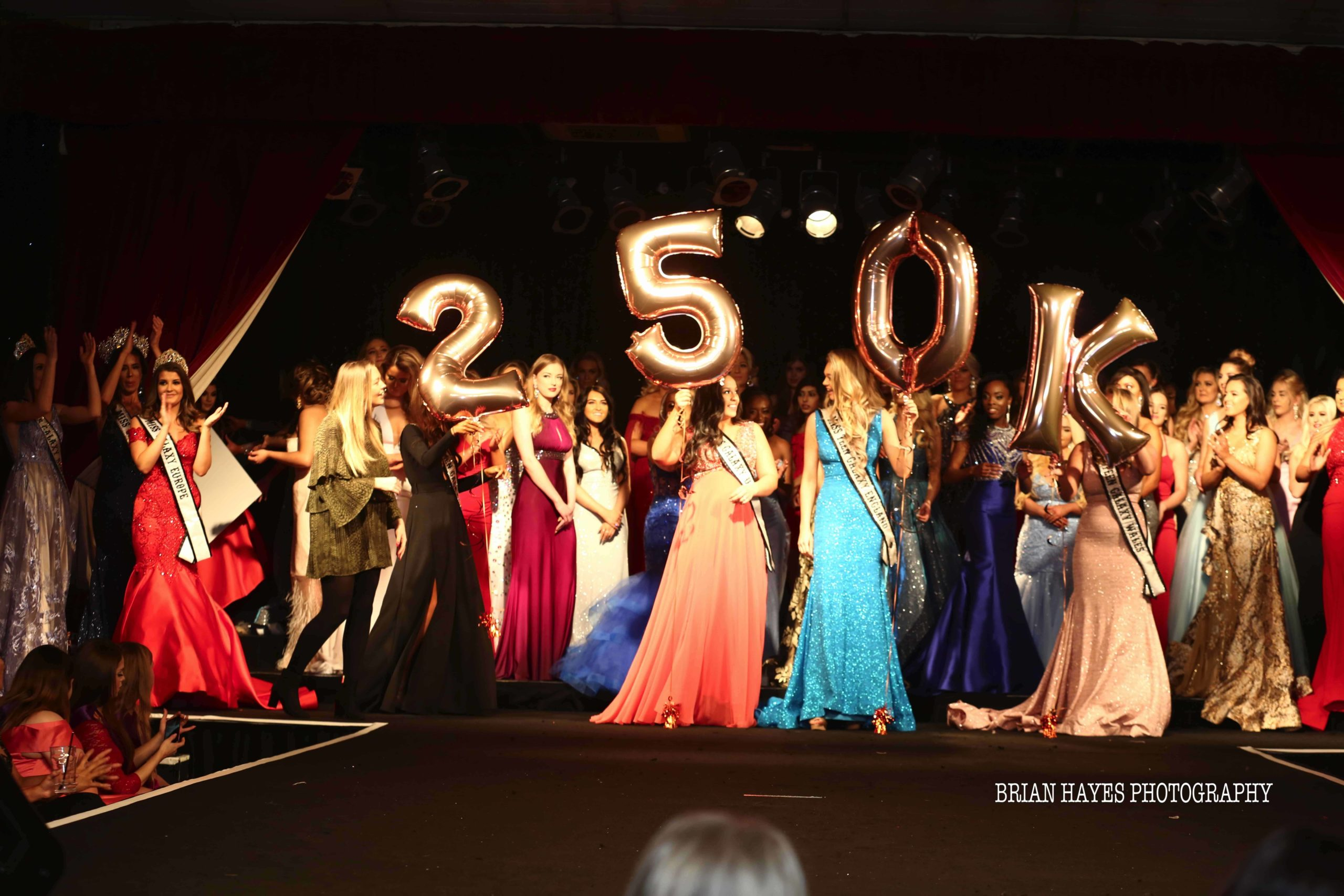 The 2019 UK Galaxy Pageants raised over £43,000 for The Christie!