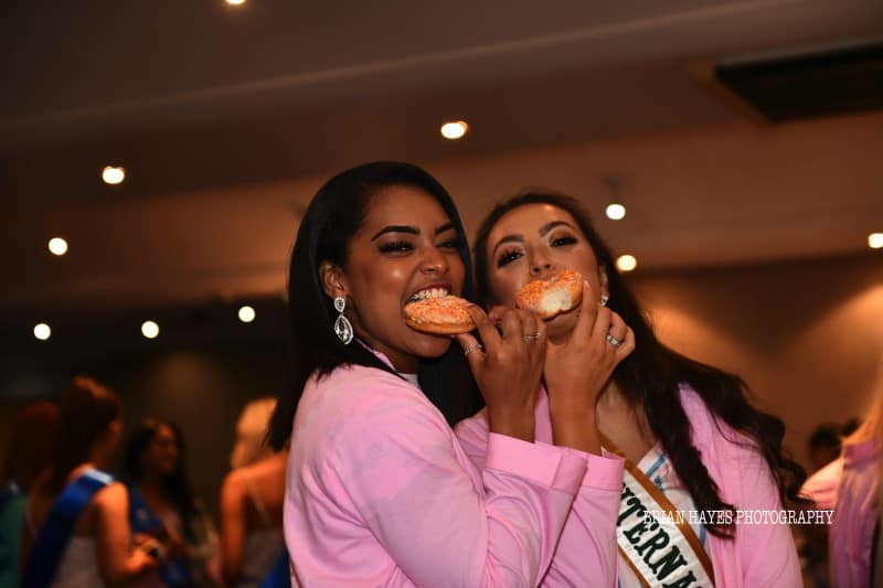Our finalists had so much fun at the UK Power Pageant PJ Party!