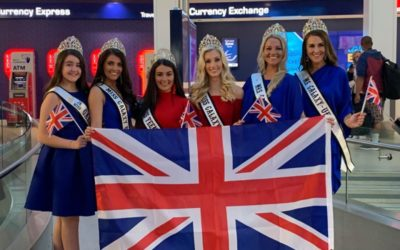 Team UK have arrived in Orlando ready for a week of fun at Galaxy Internationals!