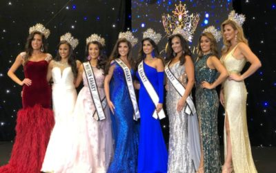 Huge success at the Galaxy Pageants for Team UK!