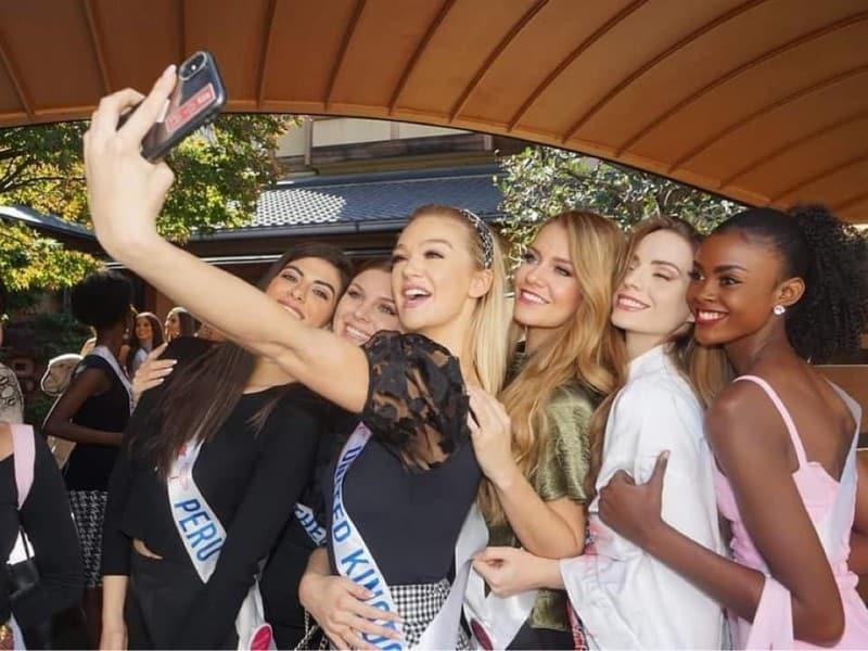 Miss International 2019 - Japan
