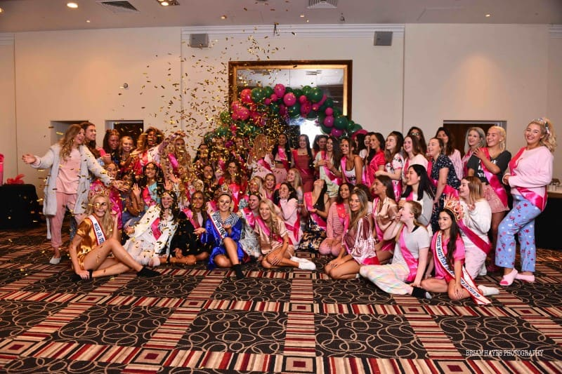 Day 1 of the Miss Teen Great Britain Grand Final!