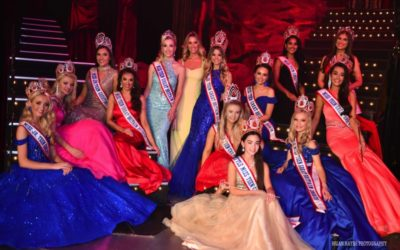 The Results from the 2019 Miss Teen GB Grand Final!