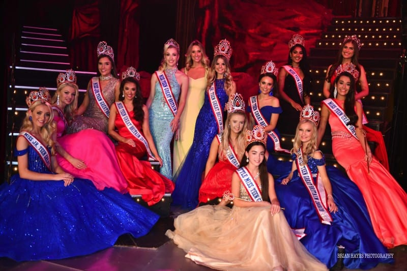 2019 Miss Teen Great Britain Grand Final