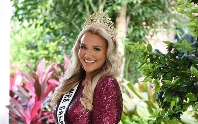 Mrs Galaxy UK, Kayleigh Atkinson, wishes you all the best for 2020!