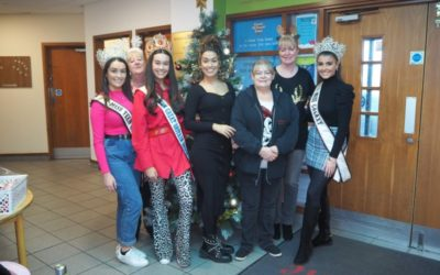 Some of our lovely queens were special guests at Ronald McDonald House's annual toy fair!