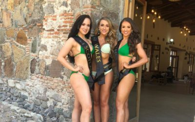Team Global UK looked incredible during their photoshoots in Mexico!