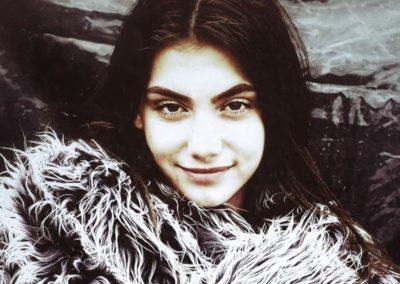 Miss Teen Pageant Girl Suffolk
