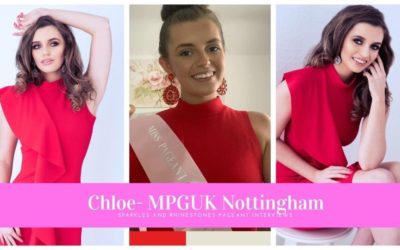 Miss Pageant Girl Nottingham, Chloe-Rose, was interviewed by Sparkles and Rhinestones!