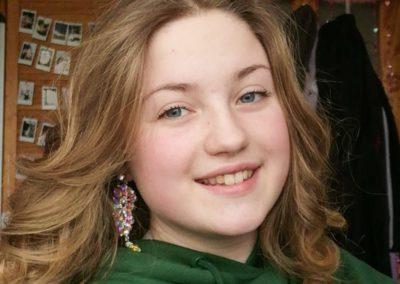 Miss Teen Pageant Girl Warwickshire