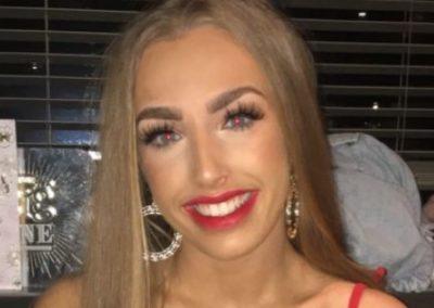 Miss Teen Pageant Girl Sunderland