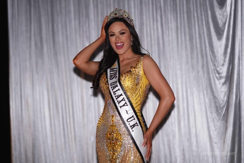 Get to know your Miss Galaxy – UK, Olivia McPike!