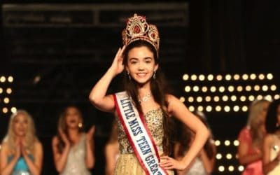 Our interview with Little Miss Teen Great Britain, Yasmina Newbold!
