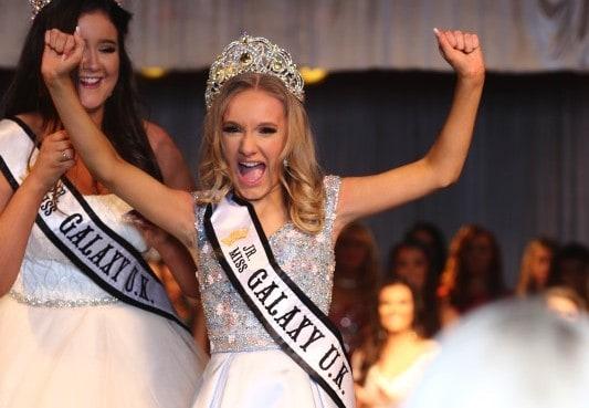 Get to know your Junior Miss Galaxy UK – Ellie-Mia Zschiesche!