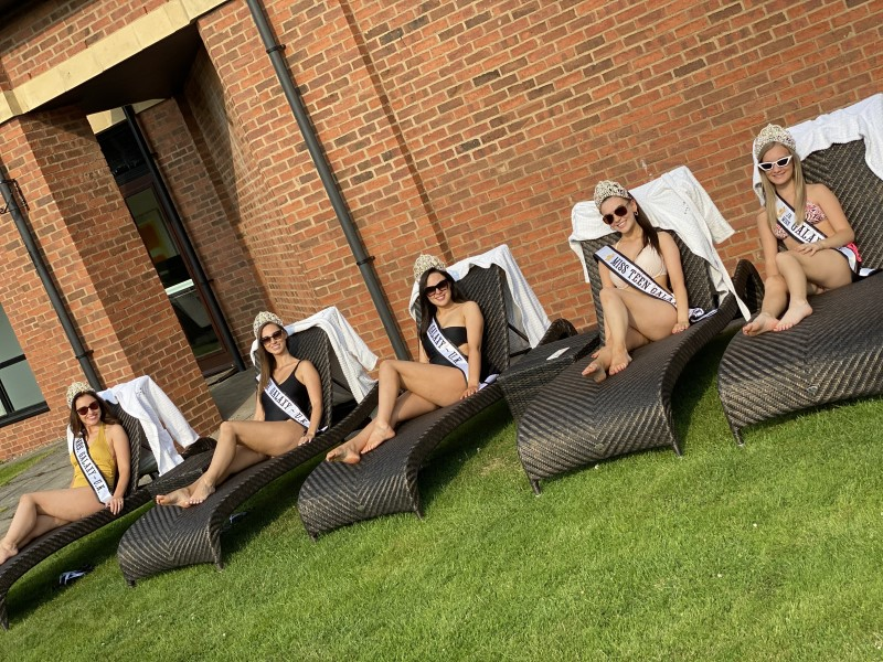 Our Galaxy Queen loved their retreat at Champneys!