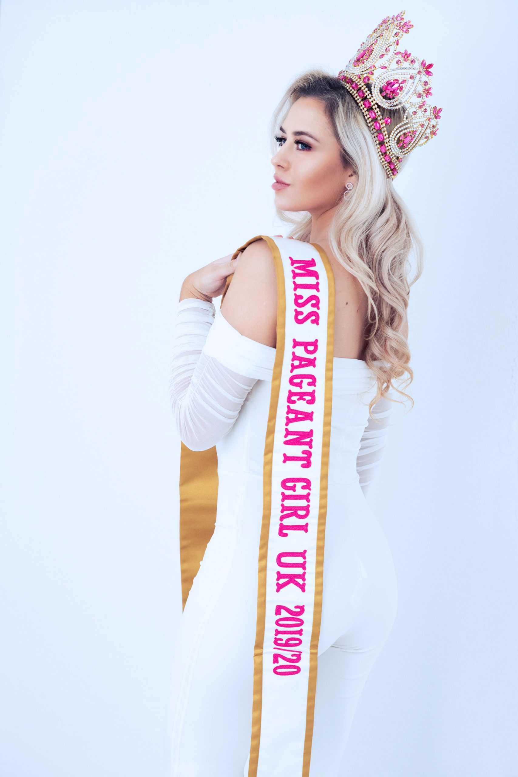 Miss Pageant Girl - Eden McAllister