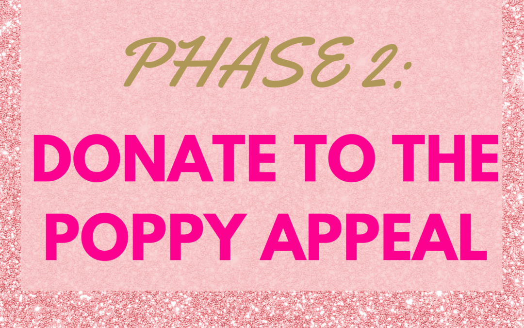 Queens Don't Stop! Phase 2: Poppy Appeal!