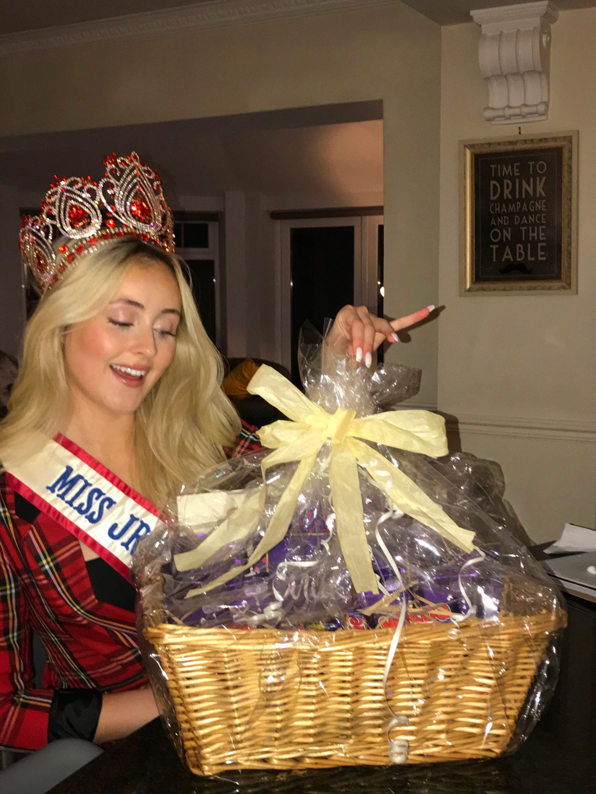 Miss Junior Teen Great Britain - Ellie Corcoran