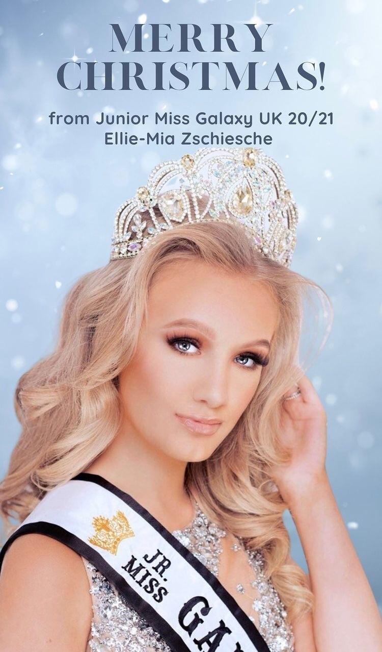 Junior Miss Galaxy UK - Ellie-Mia Zschiesche