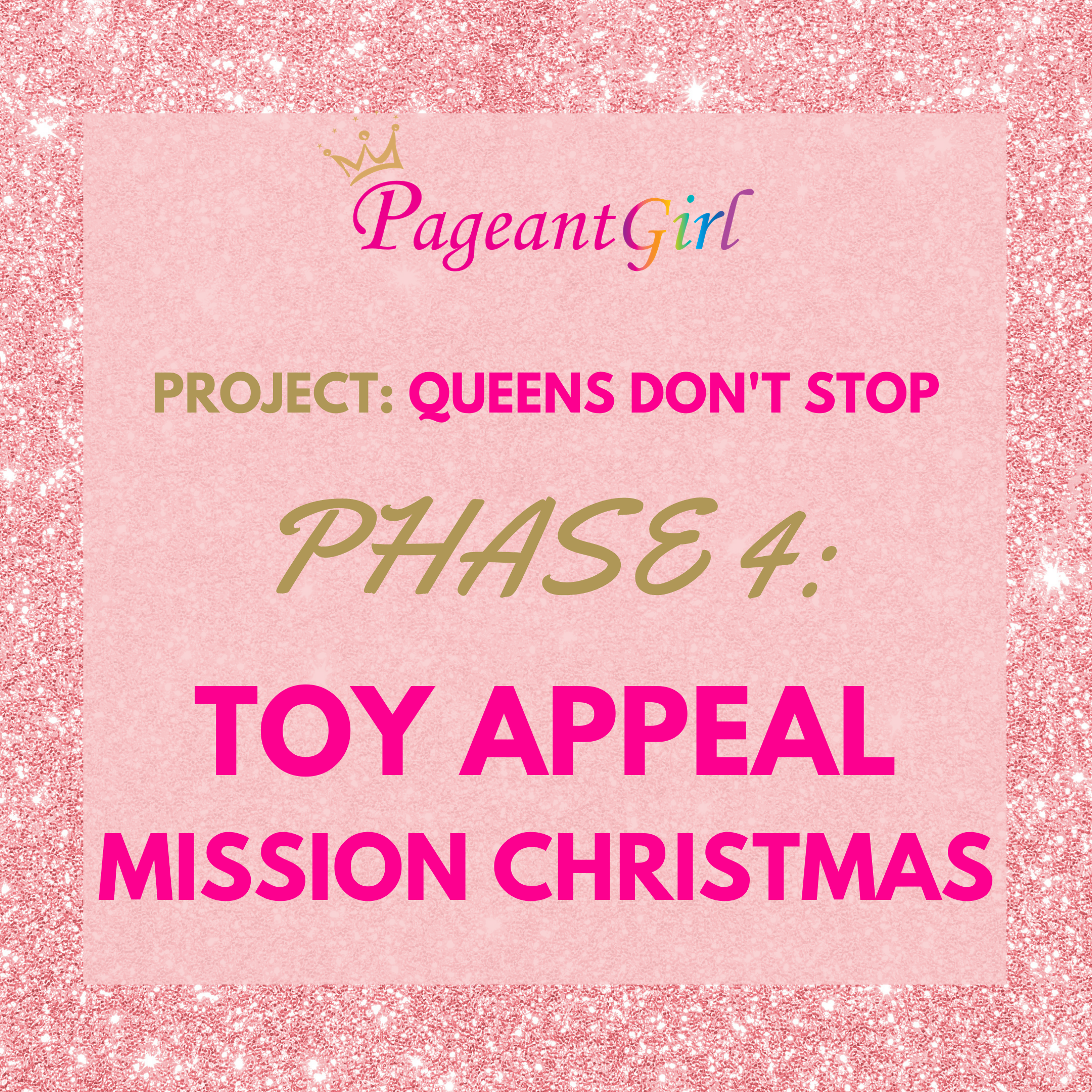 Queen's Don't Stop - Toy Appeal