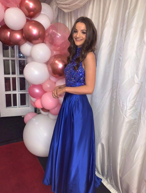 Miss Teen Pageant Girl Shropshire