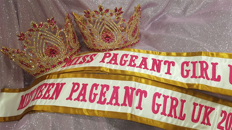 Our next Miss & Miss Teen Pageant Girl UK has an amazing prize package with lots of amazing new sponsors for 2021!