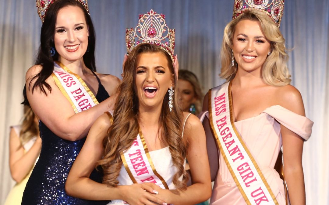 Miss Teen Pageant Girl UK 2021 - The Results!