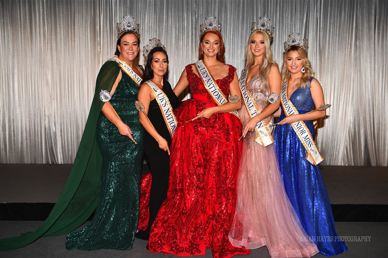 Our First Ever UK's National Miss 2021 - Finals, Crowning & Results!